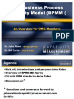 Business Process Maturity Model Overview-OMG-Webinar