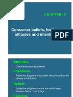 Consm Attitude & Behavr