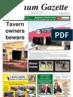Platinum Gazette 02 March 2012