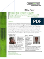White Paper- Embedded System Security