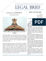 Legal Brief Issue 2