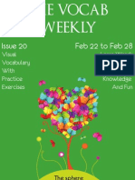 The Vocab Weekly_Issue 20