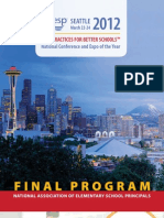 2012 NAESP Conference Program Book