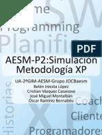 Memoria P2 AESM-Jocb Metodología XP