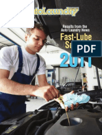 Fast Lube Aug 2011