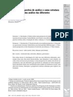 Lopes, F & Baldi, M. - Redes como perspectiva de análise e como estrutura de governança, uma análise das diferentes contribuições