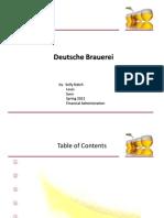 Deutsche Brauerei