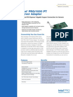 Pro 1000 Pt Server Adapter Brief