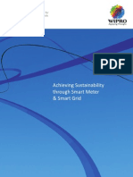 Achieving Sustainability Through Smart Meter Smart Grid