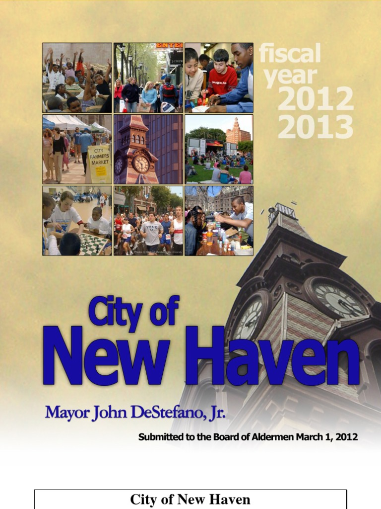 New haven proposed budget 2012 13 fiscal year taxes falaconquin