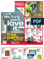 Seright's Ace Hardware It's Time to Get Ready for Spring Sale
