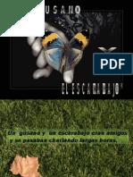 El Gusanoyel Escarabajo