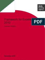 FfE Summary Statistics 2010
