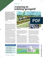 Rivierverruiming en Afvoerverdeling geregeld - Hondsbroeksche Pleij - Land+Water