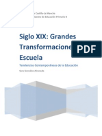 Práctica 1. Transformaciones del Siglo XIX