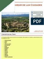2º ESO Tema 4 El Resurgir de Las Ciudades