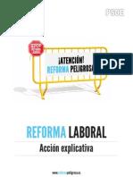 Guia Accion Explicativa Reforma Laboral