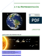 1º ESO Tema 1 La Tierra y Su Representacion