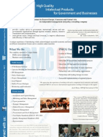 PMCG About us