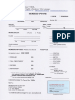 PR TESOL Membership Form