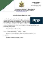 Penistan Arrest 03-01-2012