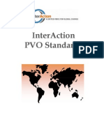 PVO Standards March 1 2012