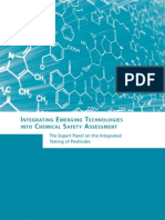 Integrating Emerging Technologies into Chemical Safety Assessment