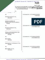 Texas Primary Court Order