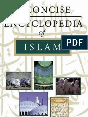 Concise Encyclopedia Islam Muhammad Revelation
