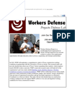 Job and Intern Opportunities With WDP in Houston Dallas San Antonio El Paso and Austin