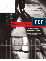Milwaukee Point in Time 2011