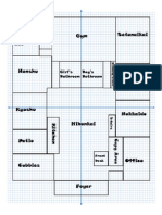 System of Equations Scavenger Hunt Map of SJS With Cartesian Grid
