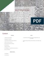History of Interior Design 1 Booklet