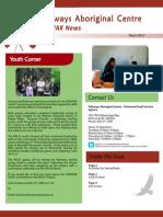 Pathways Newsletter - March 2012