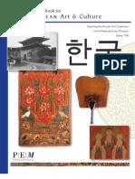 Korean Art & Culture