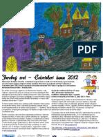 Farebný svet - Coloriskeri luma 2012 - infoleták 2