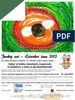 Farebný svet - Coloriskeri luma 2012 - plagát 2