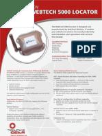 TG WT5000 Brochure