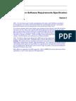 ModernSoftwareRequirementsSpecification V1