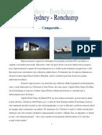 Referat Istorie- Ronchamp vs.sydney