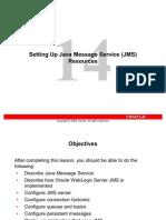 Les 14-Setup JMS