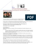 12-03-02 Freedom of the Press - The Case of Stratfor/Anonymous/Wikileaks