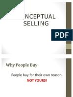 CDHI Conceptual Selling