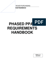 Phased PPAP Manual - June 2010