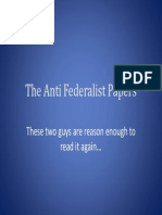 Complete Anti Federalist