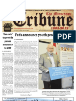 Front Page - March 2, 2012