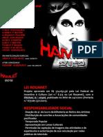 HAMLET 2012 - Projeto para Captação de Patrocínio
