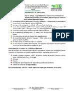 CRITERIOS DE EVALUACIÓN ALGEBRA GRUPO 203 ING. ALEX