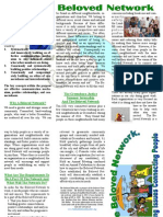 Beloved Network Brochure