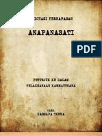 Anapanasati ~ kassapa thera